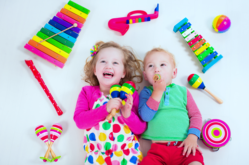 The role music plays in bonding with your child. Dr Gabrielle Morrissey