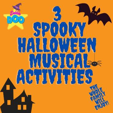 3 Spooky Halloween Musical Activites The Whole Family Will Enjoy!
