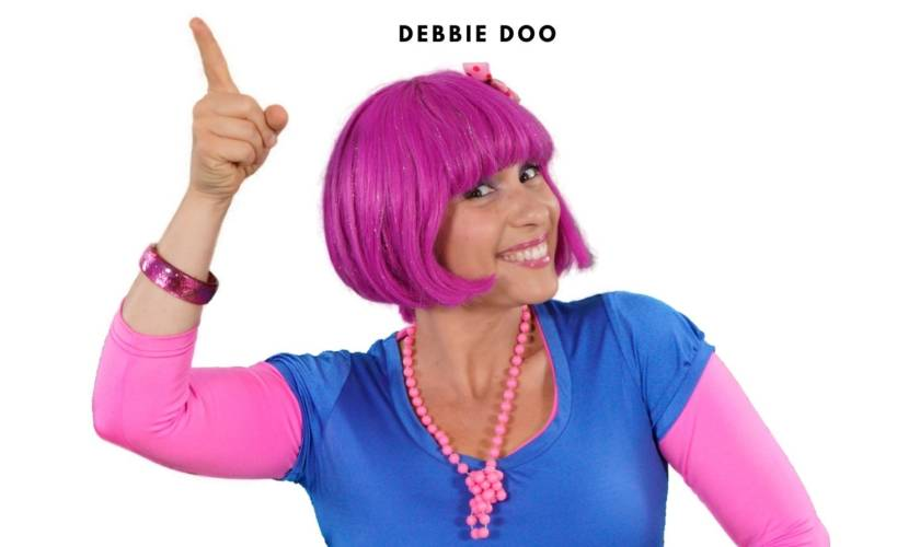 7 Random Facts About Me Debbie Doo