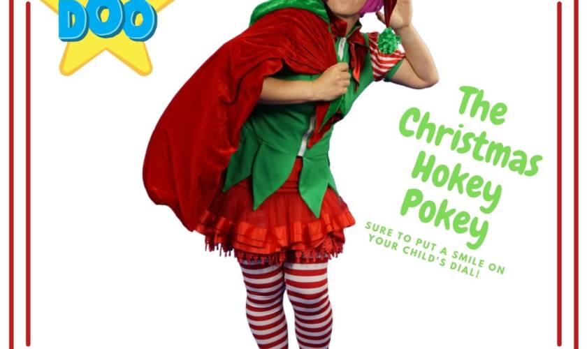 The Christmas Hokey Pokey a Feel Good Musical Activity For Kids and Grown Ups too! Debbie Doo🎄