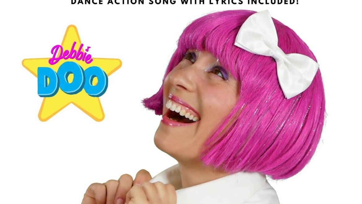 7 More Seriously Random Facts About Me (Dance Action Song With Lyrics Included) Debbie Doo