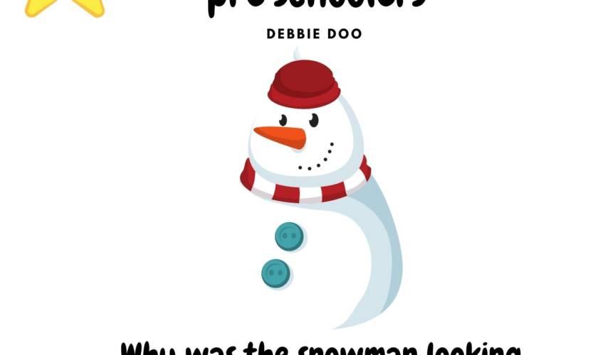 20 Christmas Jokes That Will Light Up Your Preschoolers This Season🎄Debbie Doo