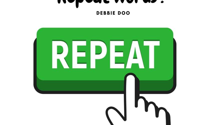 Why Does My Toddler Repeat Words? Debbie Doo