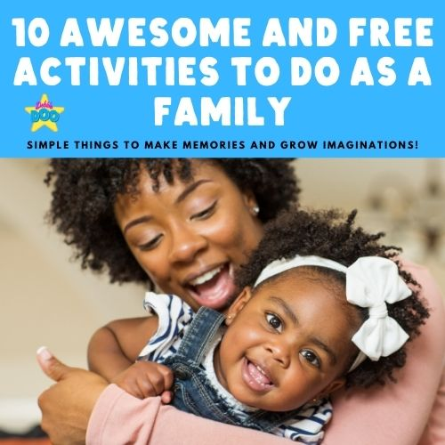 10 Awesome and Free Activities To Do as a Family. Debbie Doo