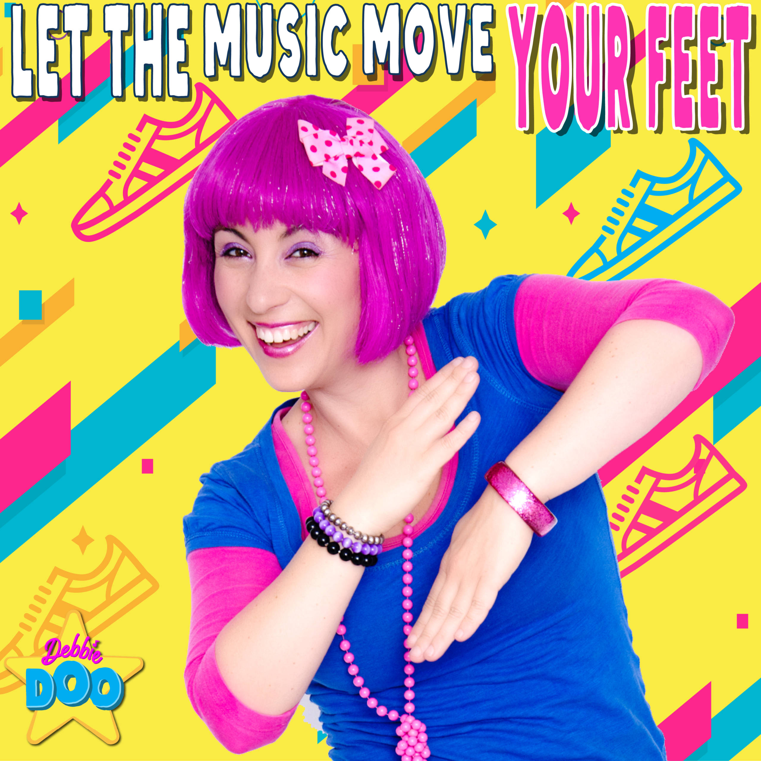 Let The Music Move Your Feet Album Artwork
